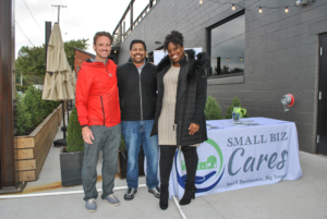 non-profit organization small biz cares outreach promotional solutions