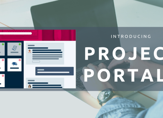 New Project Portals Feature Improves Customer Experience