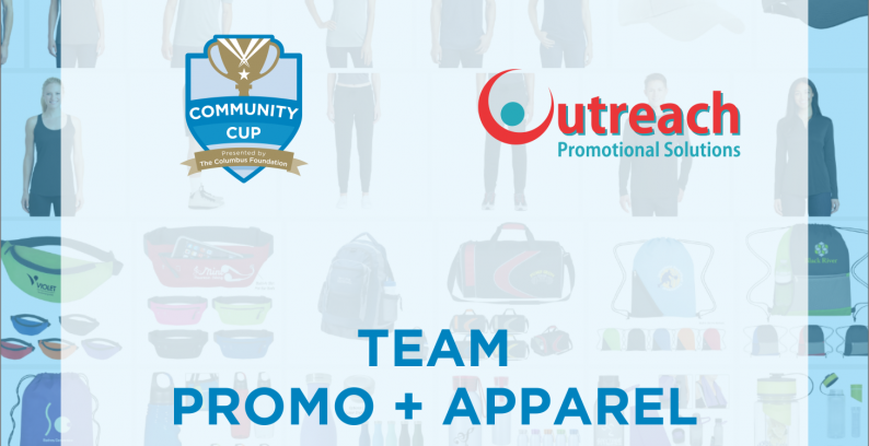 Team Promo And Apparel For The Community Cup 2019 Sports Challenge