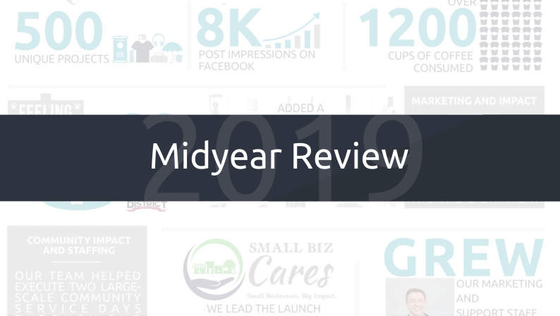 Outreach Promotional Solutions Midyear Review