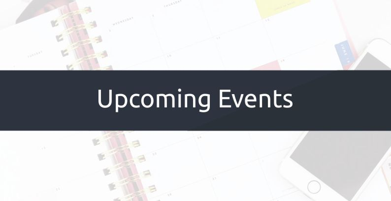Upcoming Events: Connect With Outreach