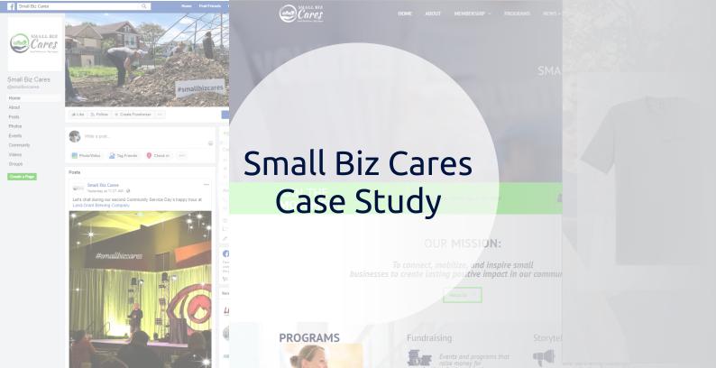 Case Study: Small Biz Cares
