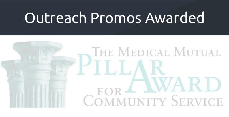 Outreach Receives 2020 Pillar Award
