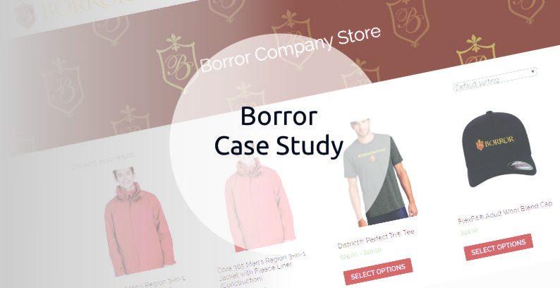 Case Study: Borror
